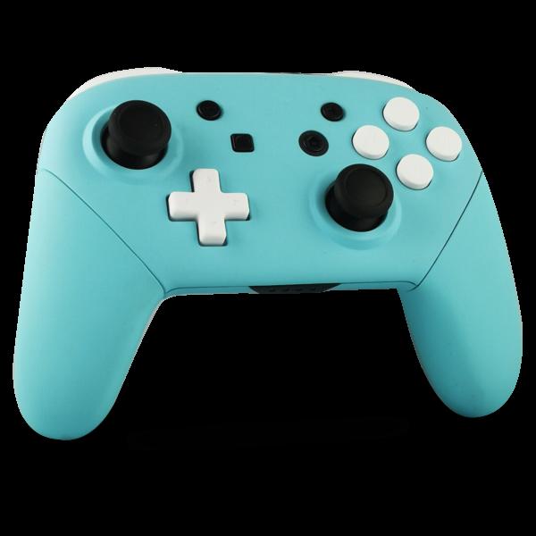 manette-switch-pro-custom-nintendo-personnalisee-drawmypad-aqua-blue