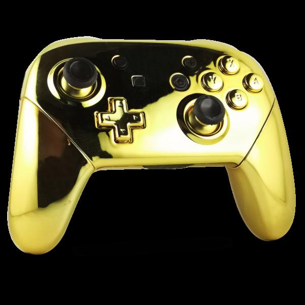 manette-switch-pro-custom-nintendo-personnalisee-drawmypad-golden