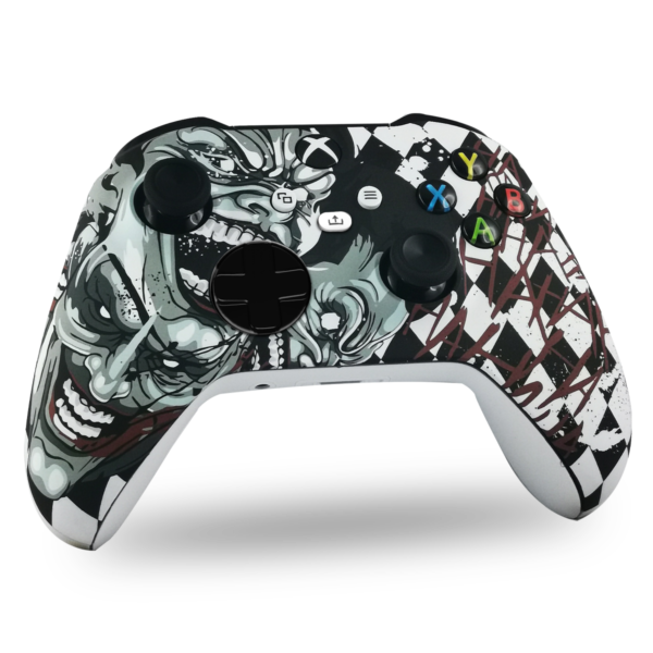 coque-xbox-series-s-custom-joker-manette-personnalisee-xbox-series-x-draw-my-pad