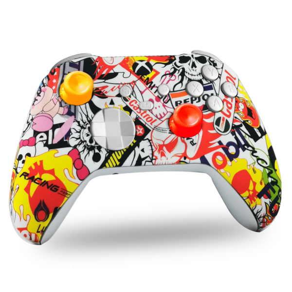 manette-xbox-series-x-custom-cartoon-manette-personnalisee-xbox-series-s-draw-my-pad