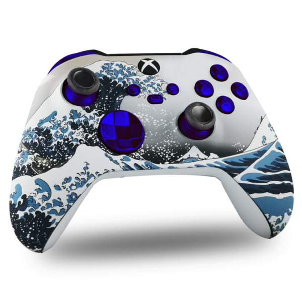 manette-xbox-series-x-custom-grande-vague-manette-personnalisee-xbox-series-s-draw-my-pad