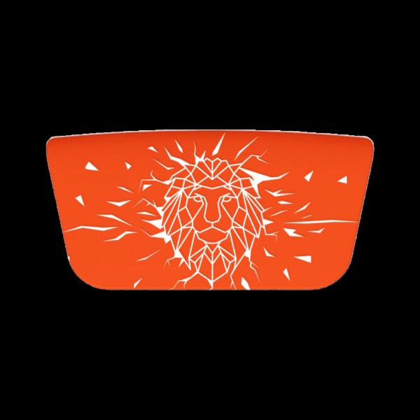pave-tactile-manette-PS5-couleur-orange-lion-accessoires-dualsense-drawmypad
