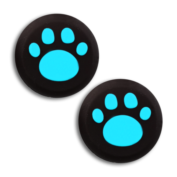 protection-joysticks-PS4-custom-manette-personnalisee-drawmypad-patte-bleu