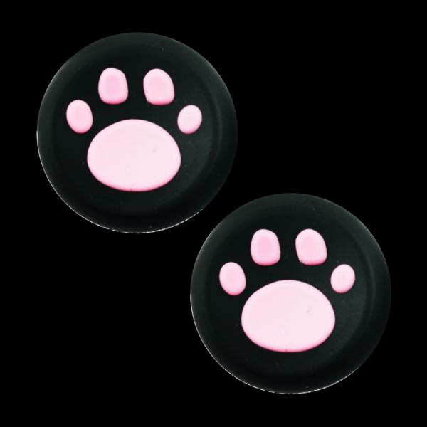 protection-joyticks-PS4-custom-manette-personnalisee-drawmypad-patte-rose